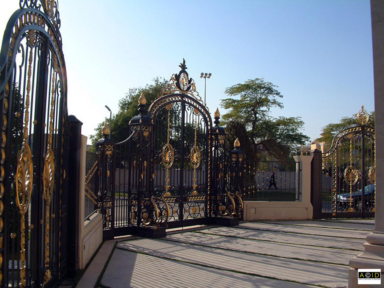 Gates, Doors & Balconies